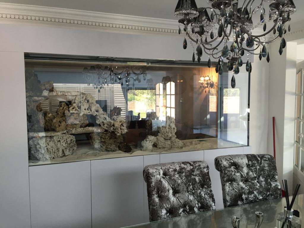 Aquarium Installation South London